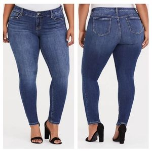 Torrid Classic Skinny Jean Vintage Stretch Size 14